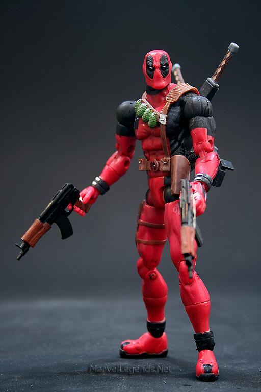 Mavel legends series vi deadpool tbrowns toyshop for Deadpool show